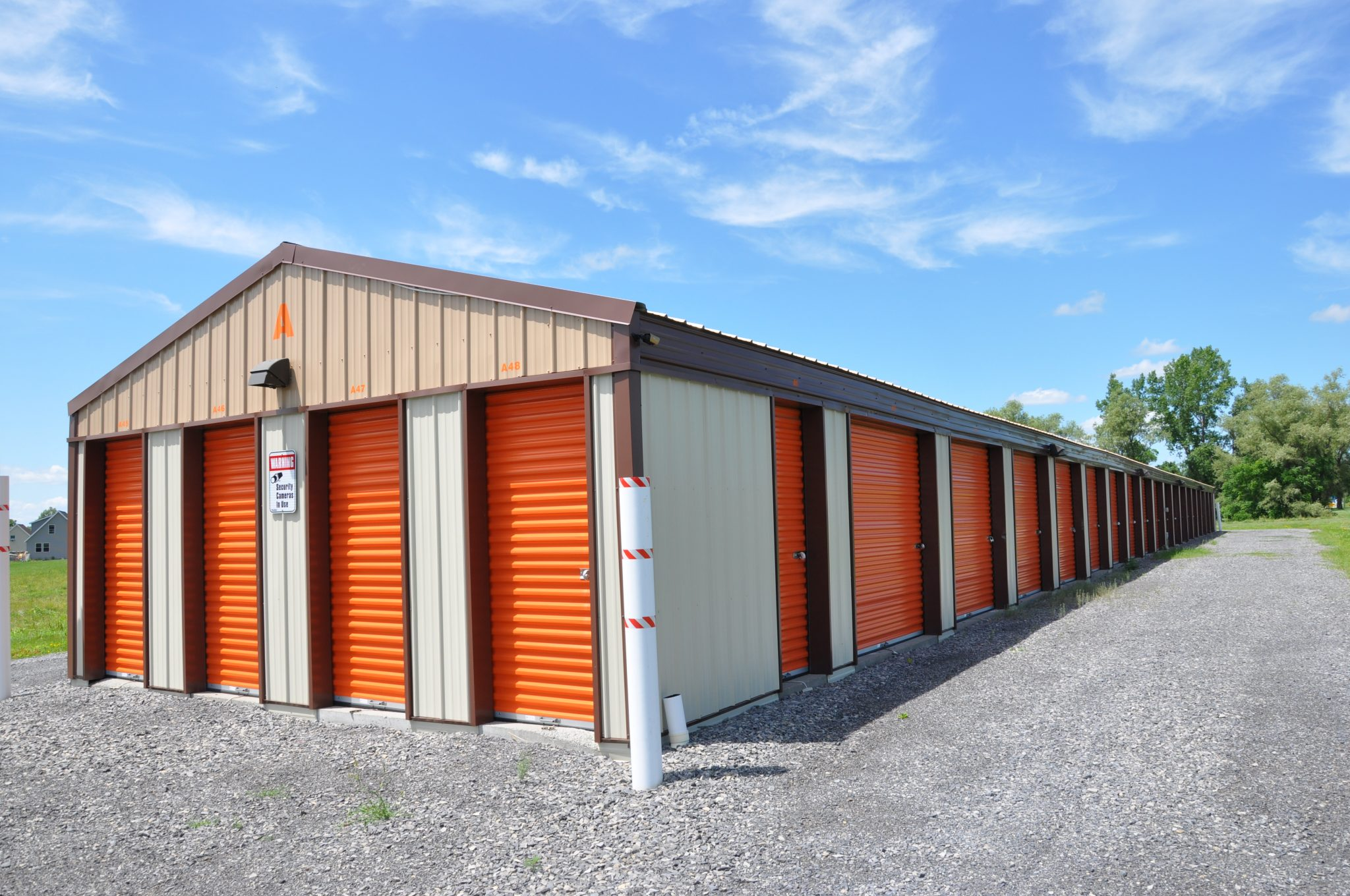 Regular Self Storage Lansing