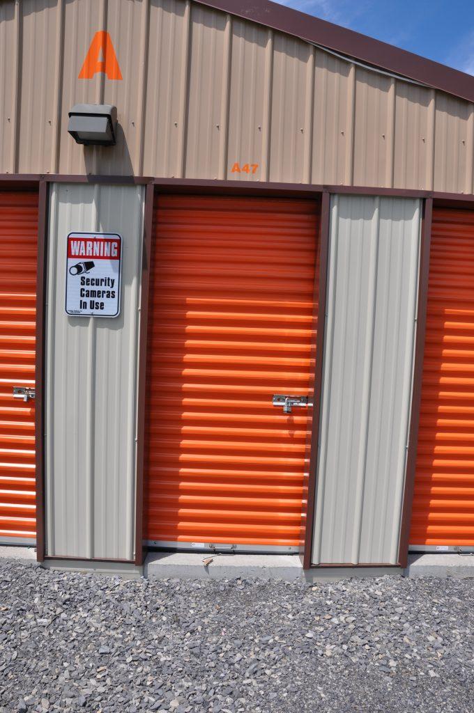 Regular 5x5 Storage Unit