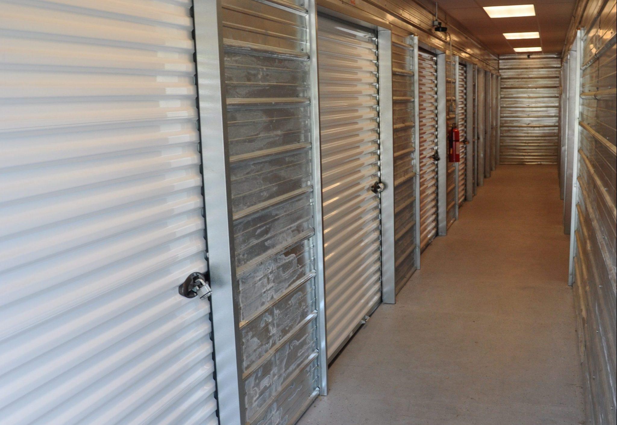 Climte Controlled Storage Units