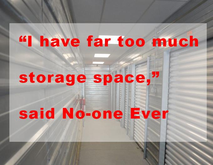 Self Storage Units