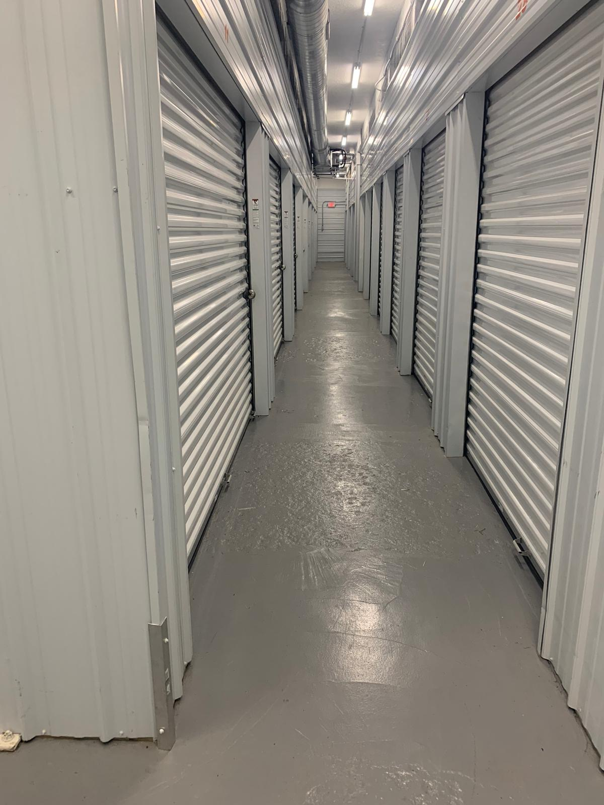 Storage Locker Climate Controlled